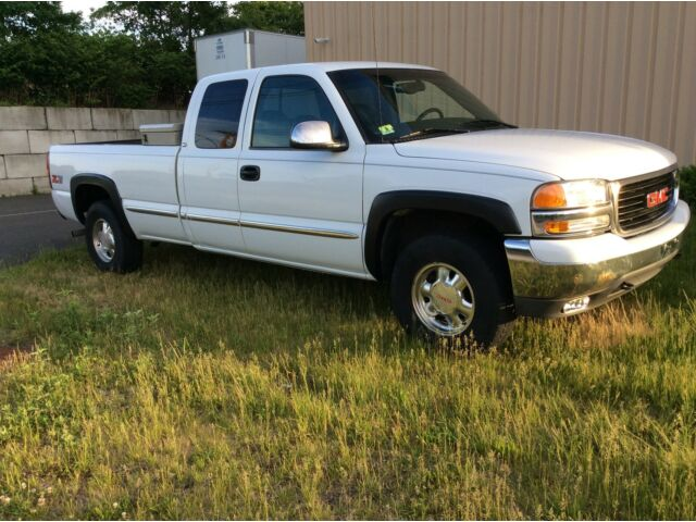 2000 GMC SIERRA Z71 4X4 - LEATHER - LOADED - RUNS AND DRIVES 100% MUST SEE!