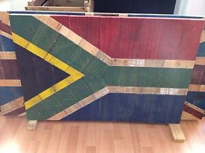 Original handmade recycled pallet art Currambine Joondalup Area Preview
