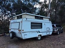 Caravan and camper trailer hire Wynnum West Brisbane South East Preview