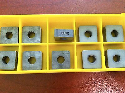 Kennametal Snma150616t02020 Snma544t0820 Ky3500 #3137233 Ceramic Turning Inserts
