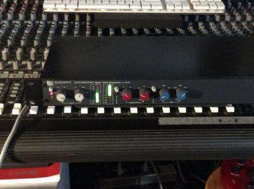 AudioArts 1201 compressor limiter