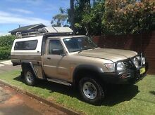 Turbo 4.2 Diesel Nissan Patrol ST 4x4 well back North Balgowlah Manly Area Preview