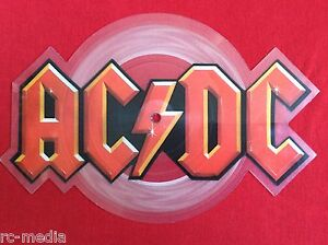 AC/DC - Guns For Hire - Rare Shaped Picture Disc ACDC