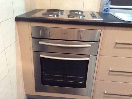 Westinghouse oven/cooktop/rangehood Bridgewater Brighton Area Preview