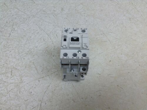 Automation Direct GH15ET 110-120 VAC Coil Starter Contactor 15 HP @ 460 V GH15 E