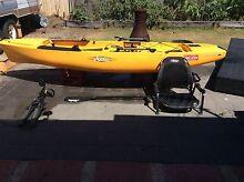 Mirage pro angler 12 Hobie kayak Huntingdale Gosnells Area Preview