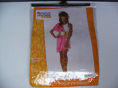 CALIFORNIA COSTUMES TOGA WOMAN WOMEN HALLOWEEN COSTUME ONE SIZE](Toga Woman)