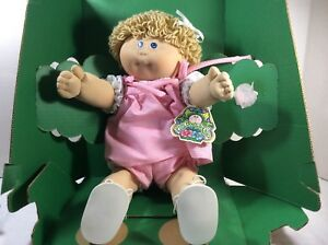Cabbage Patch Kid 1985 Bridget Catherine