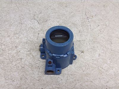 Rosemount Hart 644hae5m5j6f6q4 Model 644 Smart Temperature Transmitter 0-100 Deg