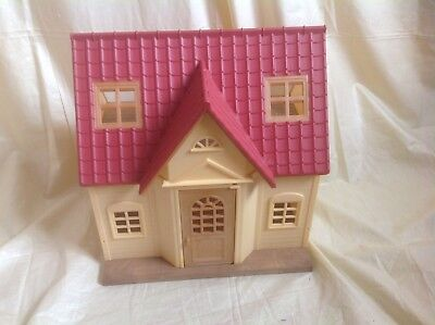 SYLVANIAN FAMILIES COSY COTTAGE HOUSE - STARTER HOME