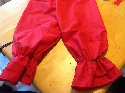 Clown Bloomers (clown bloomers knickers pantaloons with ruffles many colors and)
