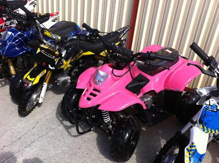 Best Beginners Kids Quad Bike Ever Landed in Australia Helensvale Gold Coast North Preview