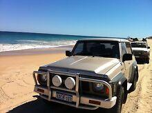 Nissan Patrol GQ SWB 4.2 Como South Perth Area Preview