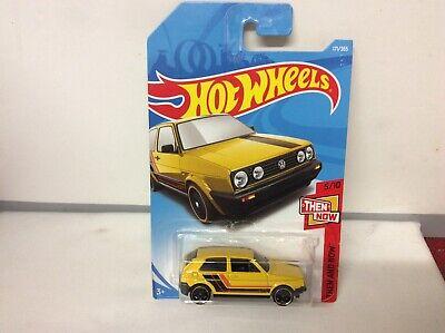 2018 Hotwheels Volkswagen Golf MK2