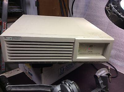 Spectral Dynamics 2552b 2552-9715-1 Vibration Control System Rare Sale Sale 299