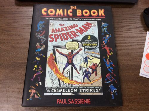 The Comic Book By: Paul Sassienie
