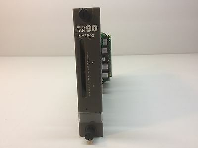 Abb Bailey Immfp03 Multi-function Processor Control Module Infi 90