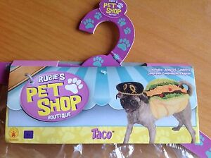 Dog Costume 'Taco, Bexley North Rockdale Area Preview