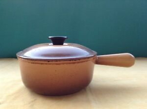 Le Creuset cooking pot in cast iron