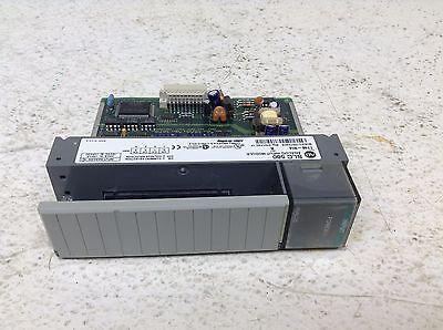 Allen Bradley 1746-ni4 Ser. A Slc 500 Analog Input Module 1746ni4