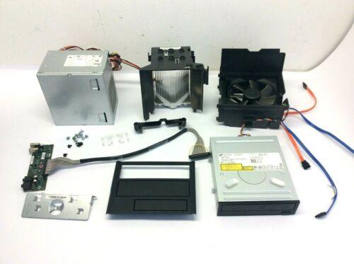 Mixed Lot Optiplex 760 Computer Components Parts Power Supply L305P-03 USB Panel