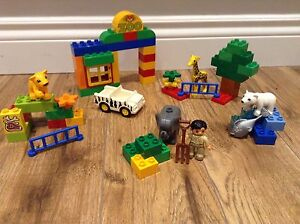 """DUPLO set """" My First Zoo""""  $25"""