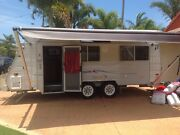 Coromal Pop-top Caravan 18 ft Steiglitz Gold Coast North Preview