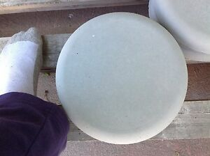 Small round concrete stepping stones Seaford Frankston Area Preview
