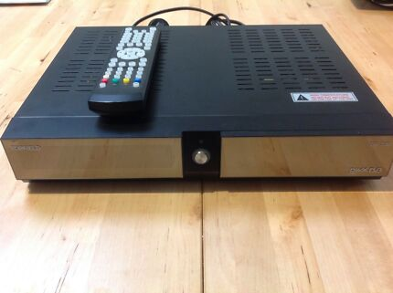 Topfield PVR with remote