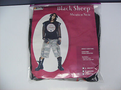 BLACK SHEEP MEN HALLOWEEN COSTUME DISPLAY MODEL LARGE](Models Halloween Costumes)