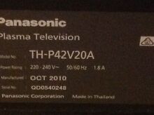 "Panasonic 42"" Plasma - Not Working. Good for Repair or Parts. West Ryde Ryde Area Preview"