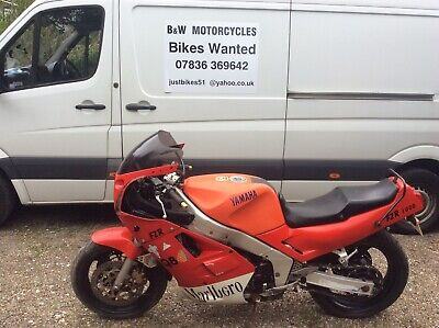 YAMAHA  FZR 1000 1992 SOLD SPARES AND REPAIR