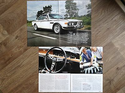 BMW 3.0 CSL 1974 - Classic Test Article