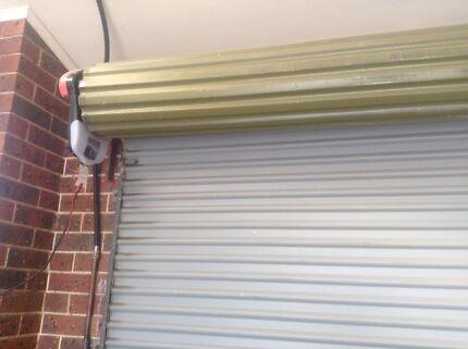Roller door Glengowrie Marion Area Preview