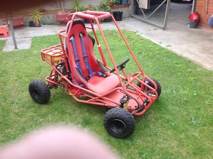 OFF ROAD BUGGY GOKART FULL AUTO ELECT START  Coburg Moreland Area Preview