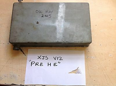 Jaguar XJS V12 Pre HE ECU fully Tested All Ok