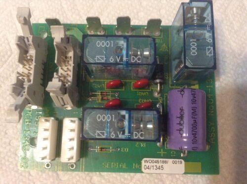 Chatillon 04-1345 Relay Board PCB1345-02