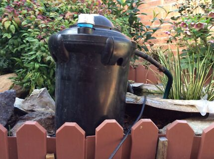 Fish Pond Filter and Motor