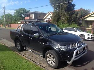 MITSUBISHI TRITON 2010 TURBO DIESEL GLX-R - 12 MONTHS REG Moonee Ponds Moonee Valley Preview