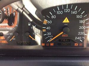 Mercedes Benz 2000 Kompressor. Berwick Casey Area Preview