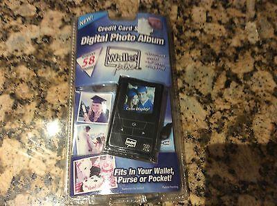 Walket Pix Digital Photo Album New In Box