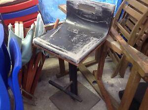 Bar stool. - wood Petersham Marrickville Area Preview
