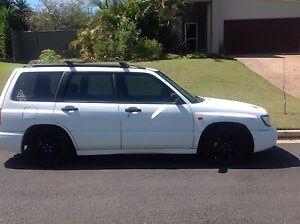Subaru Forester 2002, MY02, manual Bonogin Gold Coast South Preview