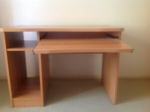 Computer desk and chair. Pick up today Greystanes.