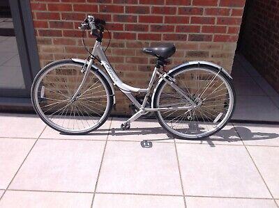 """Apollo Etienne - Ladies 6 Speed Bike 16"""" Step-Through Lightweight Alloy Frame"""