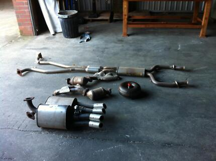 VE 2010 Maloo twin bimodal exhaust ,springs , torque convertor Bayswater Bayswater Area Preview