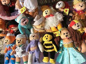 Huge lot of Beanie Bears Armidale Armidale City Preview