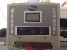MAXX Electric Treadmill Surfers Paradise Gold Coast City Preview