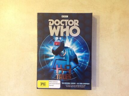 Dr Who DVDs: K9 Tales Flagstaff Hill Morphett Vale Area Preview