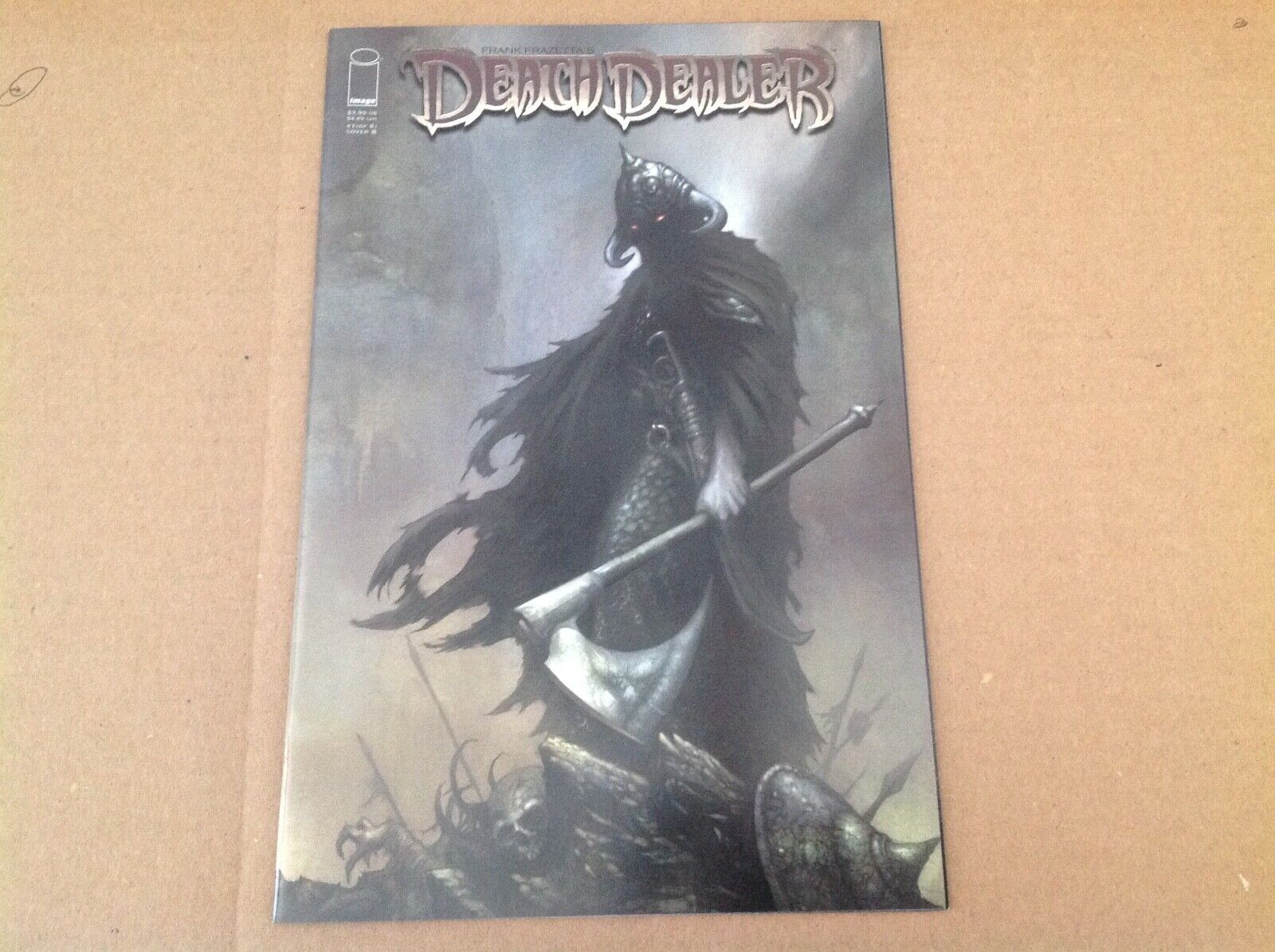 Death Dealer Image Comics 1 - 6 Complete Series All Cover B - $20.00